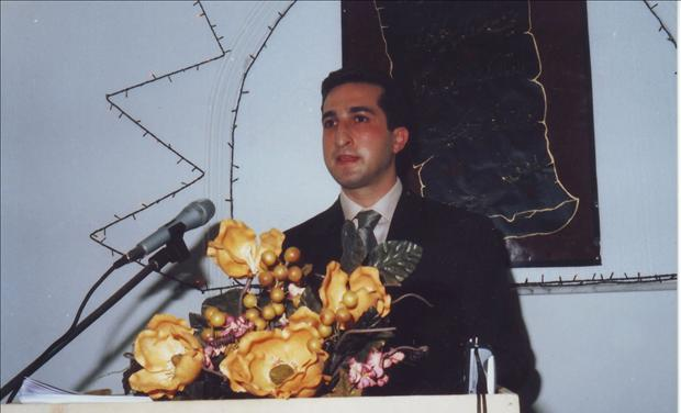 Christian Pastor Youcef Nadarkhani Preaching